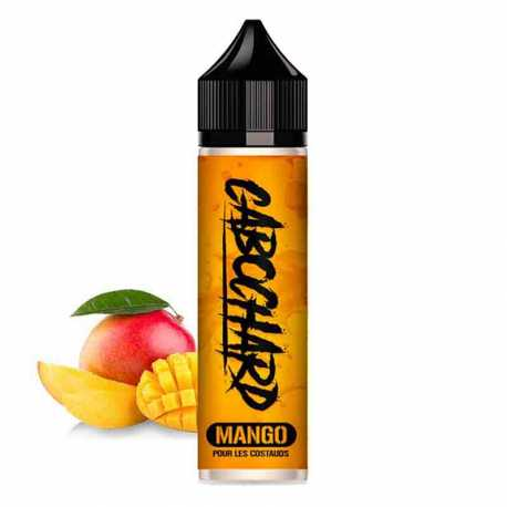 Mango pour les Costauds 50ml - Cabochard