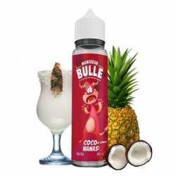 Coco Nanas 50ml - Monsieur Bulle