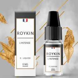 E-liquide saveur classic intense Roykin