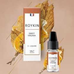 Sweet Virginia - Sel de Nicotine - Roykin