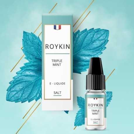 Triple Mint - Sel de Nicotine - Roykin