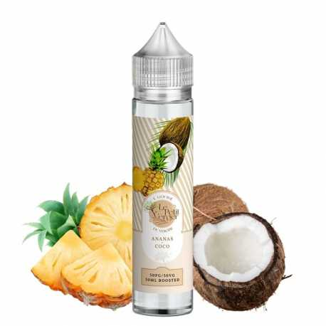 Ananas Coco 50ml - Le Petit Verger