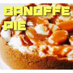 E-Liquid Banoffee Pie - Vampire Vape