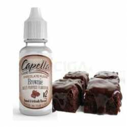 Arôme Chocolate Fudge Brownie - Capella Flavor