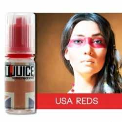 Concentrated Flavor USA Reds 30ml - Tjuice