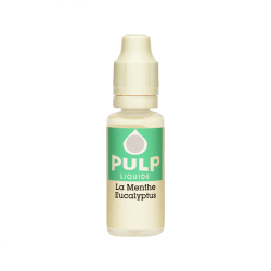 E-Liquid Eucalyptus Mint 10ml - PULP