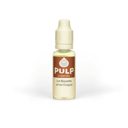 E-liquid The Hazelnut and its shell 10ml - PULP