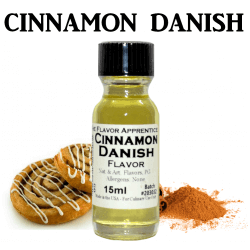 Arôme cinnamon danish 15ml - Flavor Apprentice