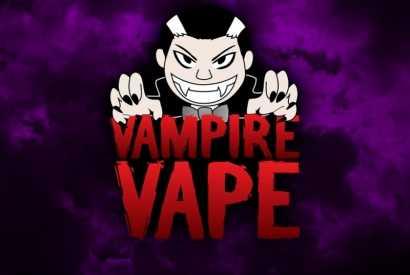 Vampire Vape, the aromas of a British brand